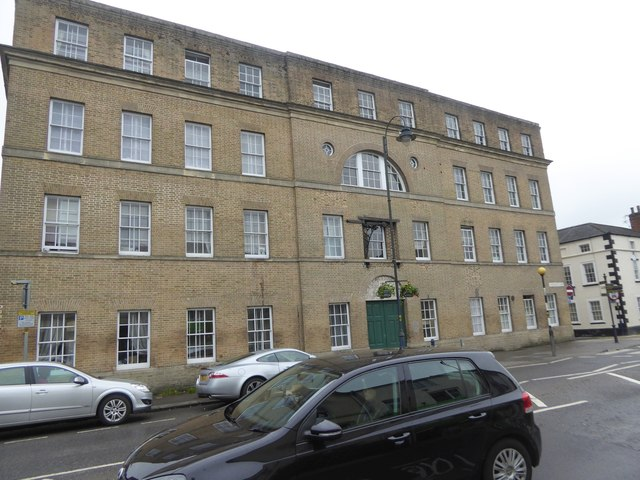 Anstie's former cloth factory