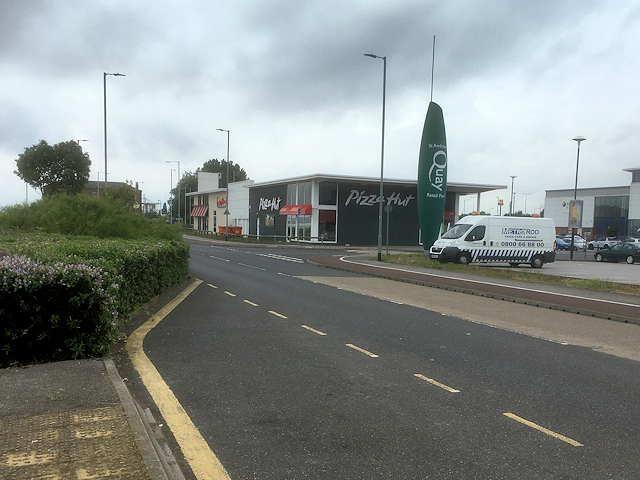 Pizza Hut, St Andrew's Quay Retail Park