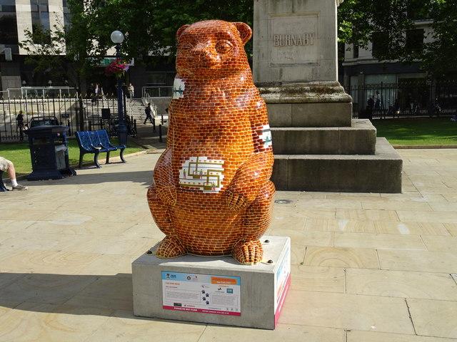 'Factory Bear'