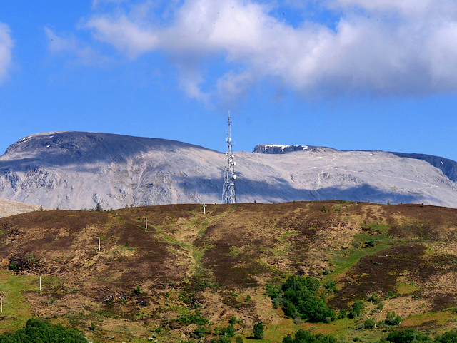 Antenna on Cow Hill