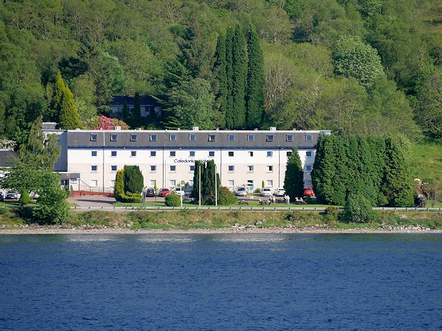 Caledonian Hotel, Loch Linnhe