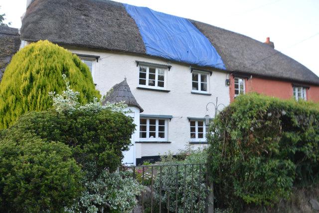 Mid Devon : Chenton Cottage and Lammacott Cottage