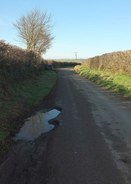 Lane to Helstone