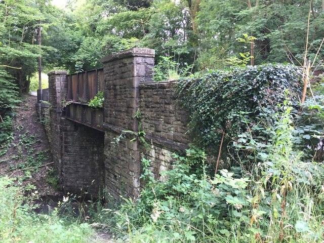 Roadbridge over Railway