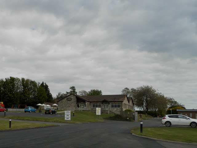 Caravan Park at Clayton