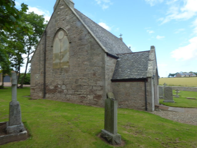St Philip's Church, Catterline