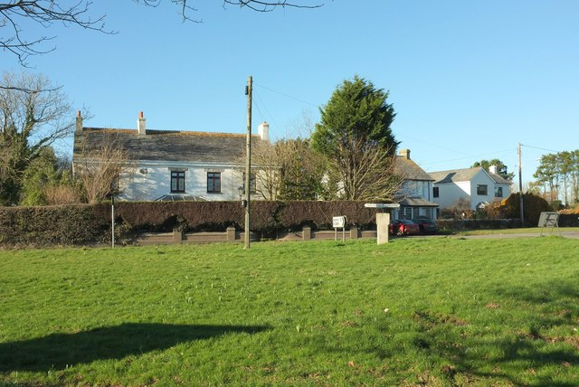 Houses at Valley Truckle