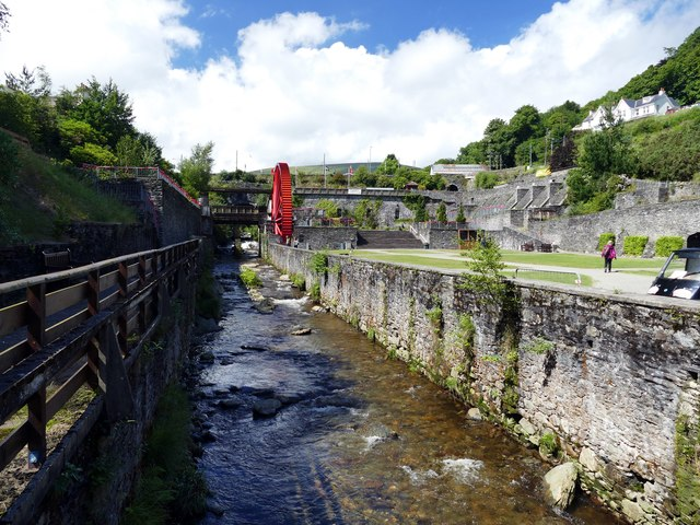 The Laxey River
