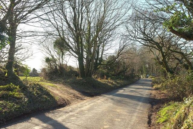 Lanteglos Road