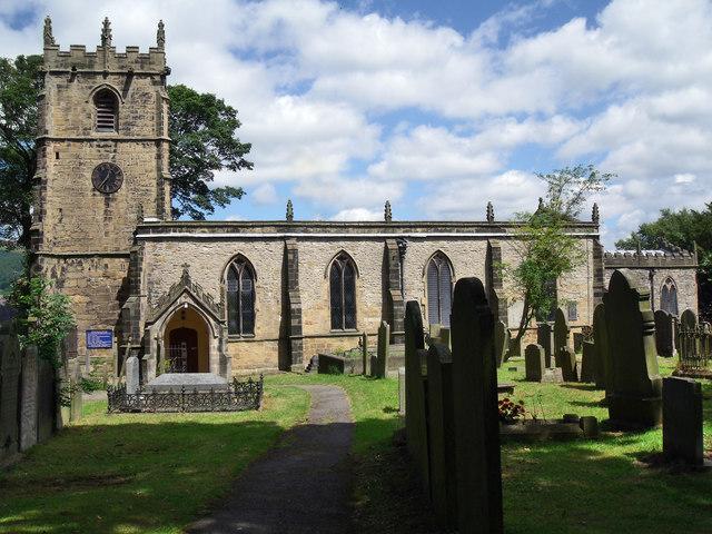 St Edmund's Church, Castleton
