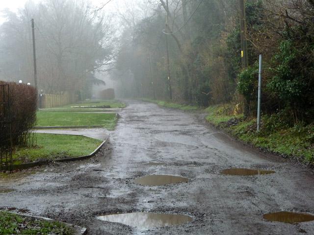 Kingswood Way, Selsdon, 2011