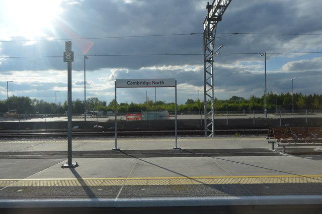 Cambridge North Station
