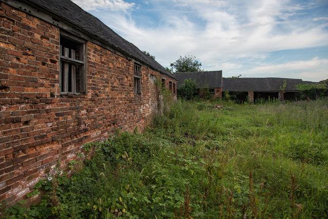 Hall Farm, Packington