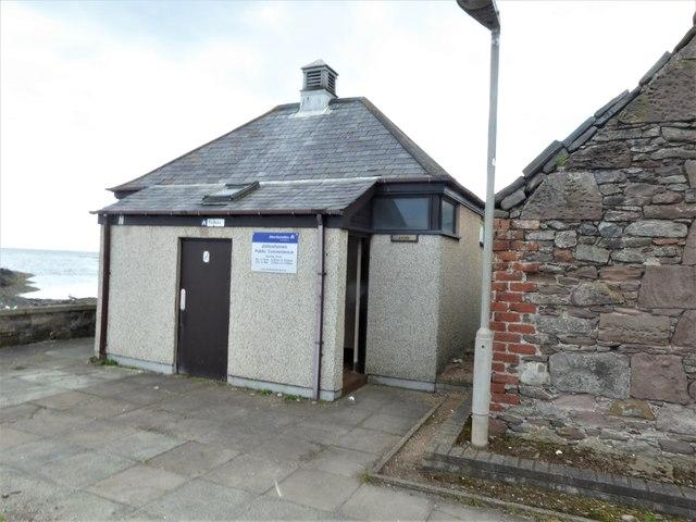 Johnshaven Public Toilets