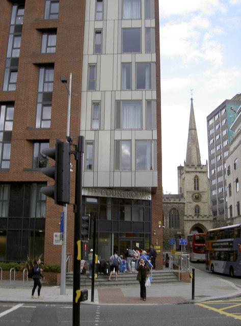 New student accommodation