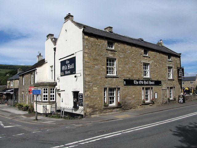Hope-The Old Hall Hotel