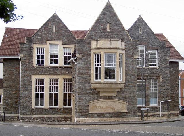 St Matthew's Parish Hall and Sunday Schools