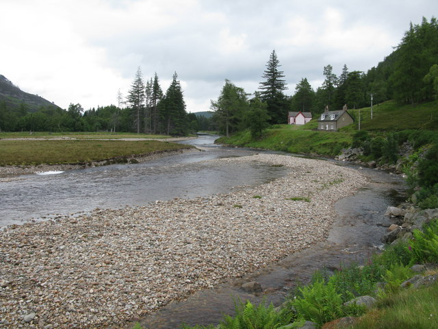 Bend on the River Dee