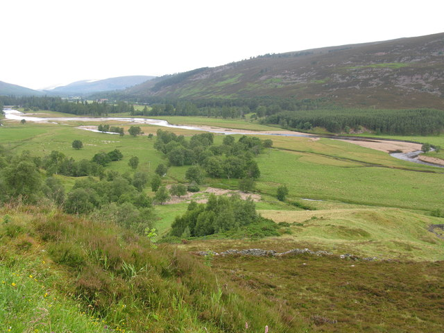 Valley of the River Dee