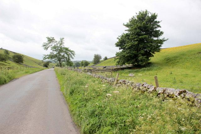 Road to Monyash