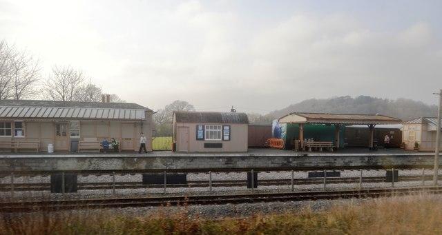 Totnes (Littlehempston) Station