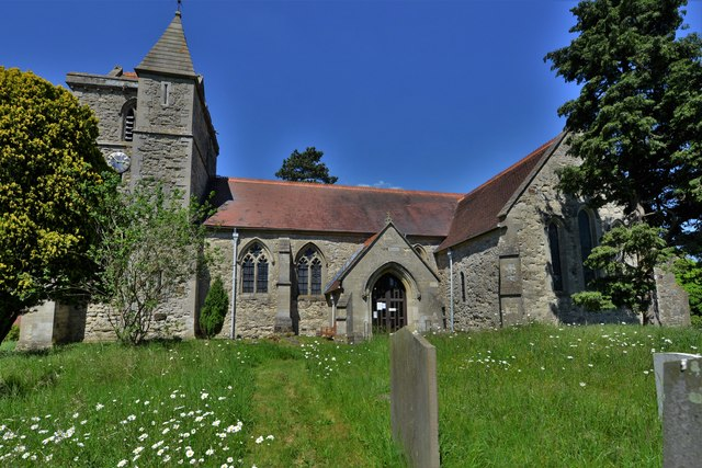 Stone: St. John the Baptist Church