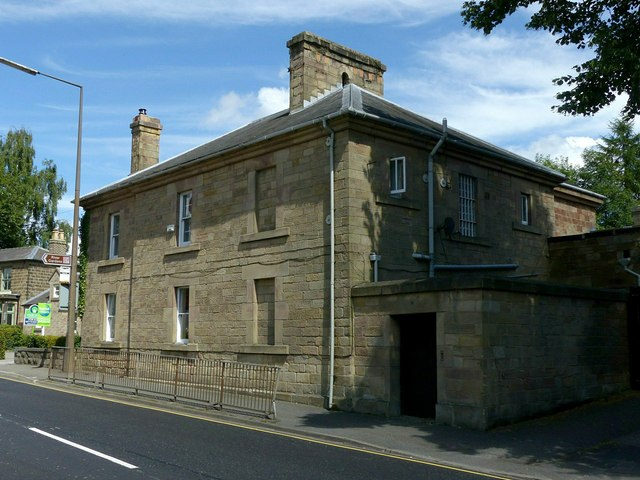 The Old Police Station, Matlock Road, Belper