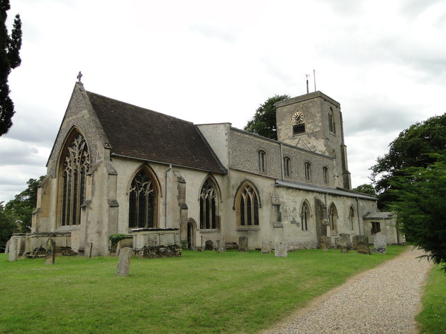 Swaffham Bulbeck St. Mary's church