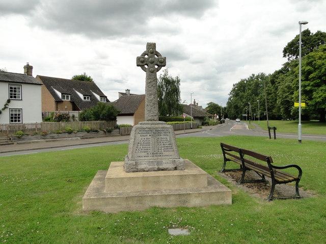 Swaffham Bulbeck War Memorial