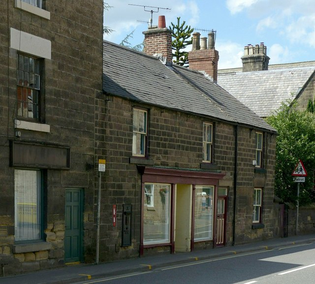 Former Post Office, Bridge Street, Ripley