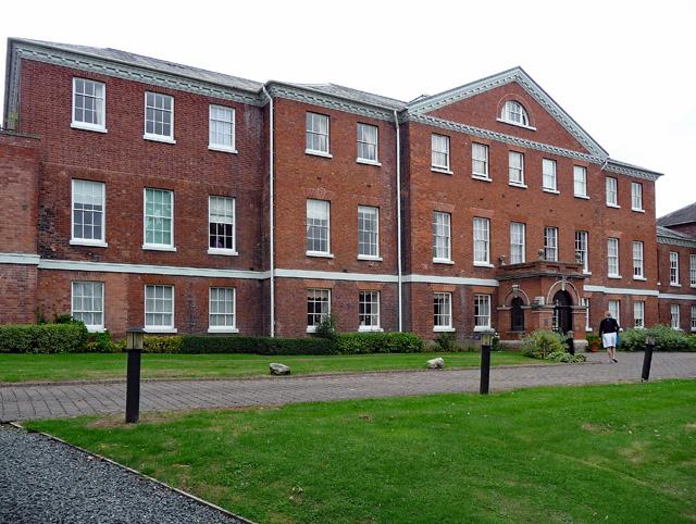 Former General Hospital, Nelson Street, Hereford