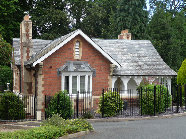Lodge, Nelson Street, Hereford
