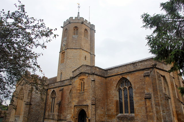 St Peter and St Paul Church, South Petherton