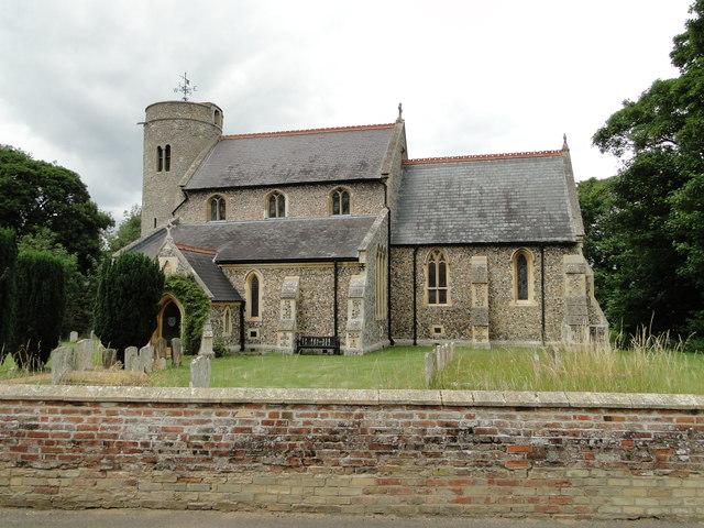Snailwell St. Peter's church
