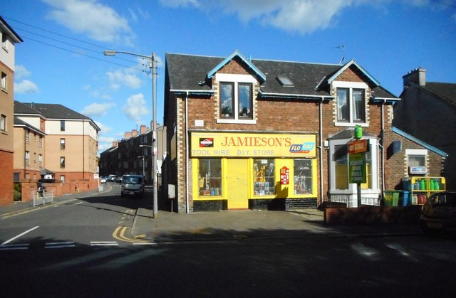 Jamieson's Tool Hire and DIY Store
