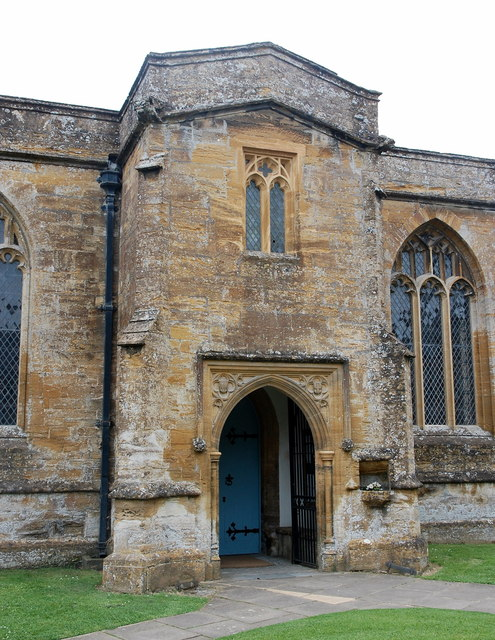 North porch, St Peter and St Paul Church