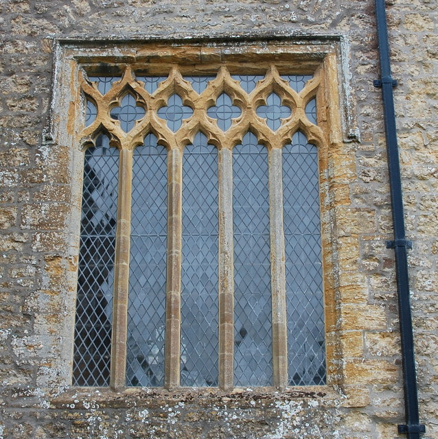 Window, St Peter and St Paul Church