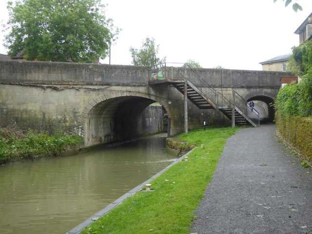 Devizes Town Bridge over Kennet and Avon Canal