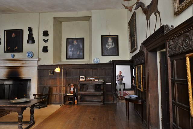 Chastleton House: The Great Hall