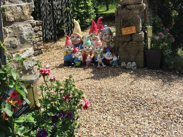 Beware of the Gnomes
