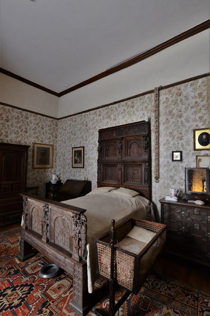 Chastleton House: The Cavalier Room