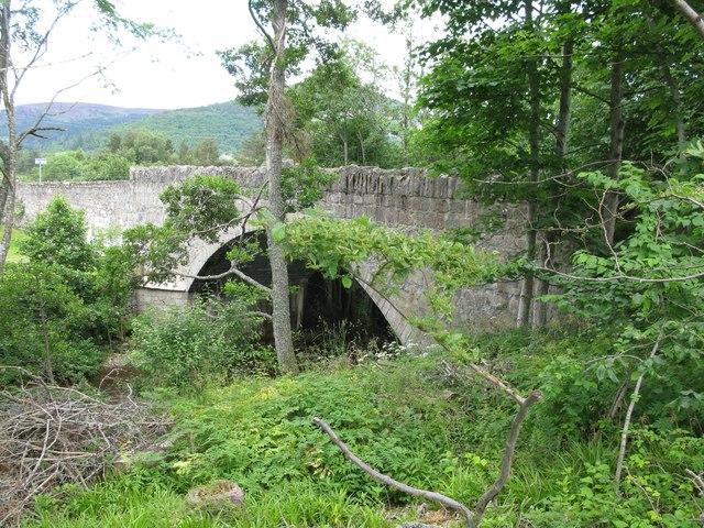 Invermuick, Bridge Of Muick