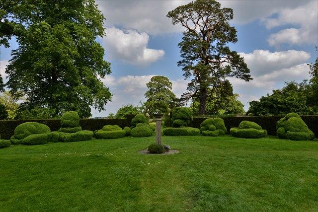 Chastleton House and Garden: The Best Garden