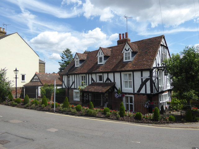 The Old Vicarage, Shorne