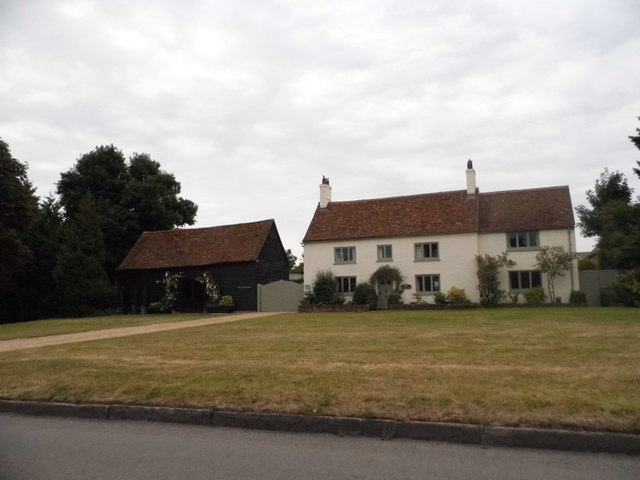 House on Redbourn Common