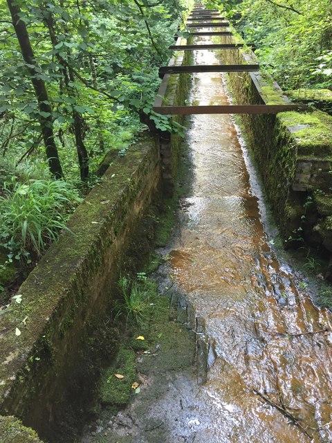 Nant y Cesair Aqueduct