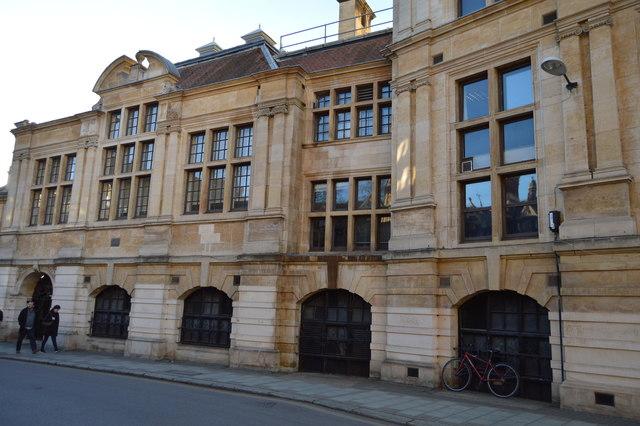 New Museums Site, Cambridge University
