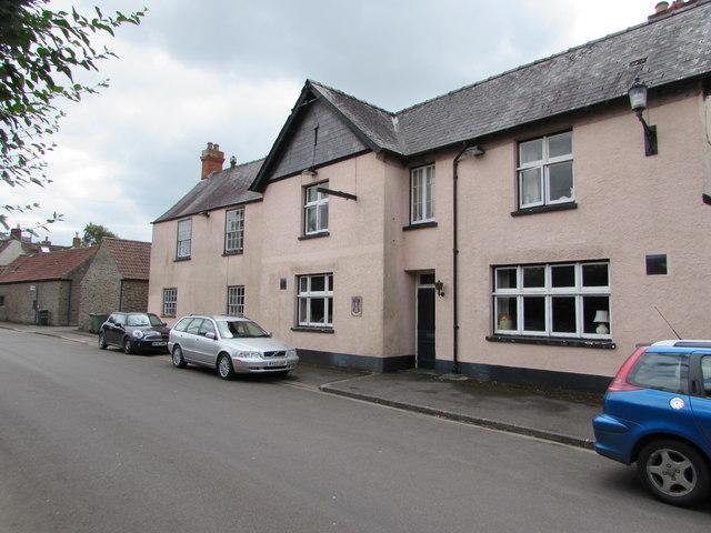 Former Rose & Crown pub, High Street, Iron Acton