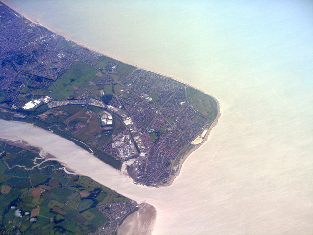 Fleetwood and the River Wyre