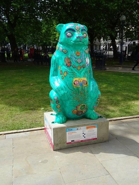 'We are going on a Bear Hundertwasser'